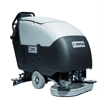Nilfisk BA651/751 Scrubber Dryer