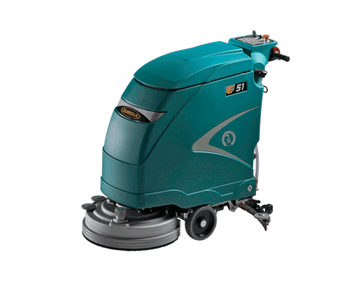 Eureka E51 Scrubber Dryer