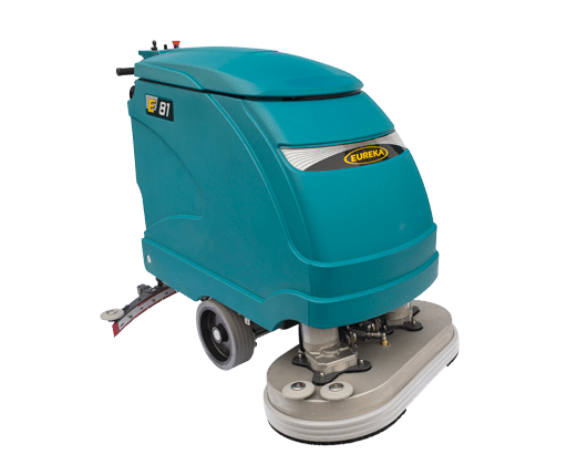 Eureka E81 Scrubber Dryer