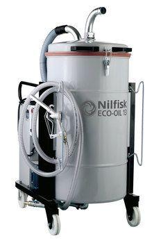 Nilfisk ECO OIL 13 Industrial Vacuum
