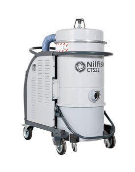 Nilfisk CTS - CTT Industrial Vacuum