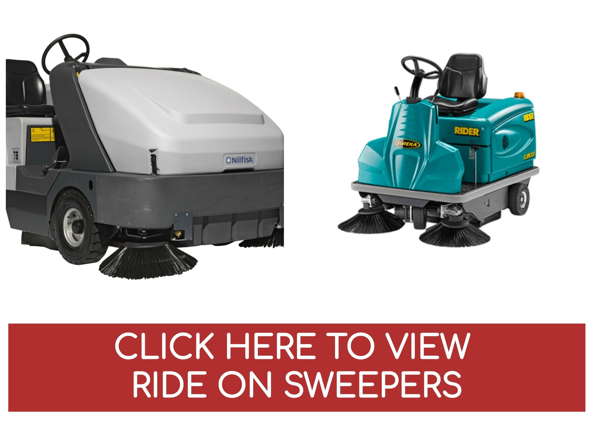 Ride On Sweepers