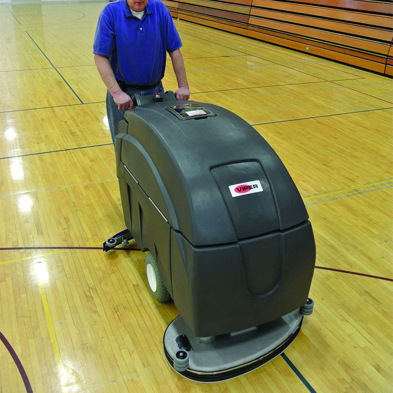 Fang-32T-Auto-Scrubber-Gym