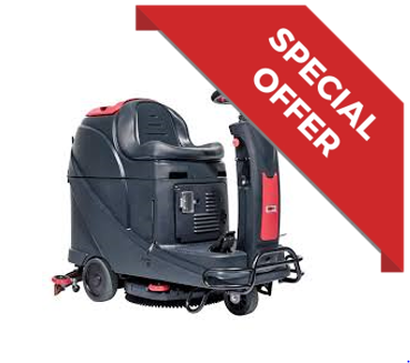 Viper AS530R Scrubber Dryer