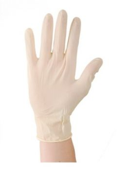 Latex Powder Free Gloves