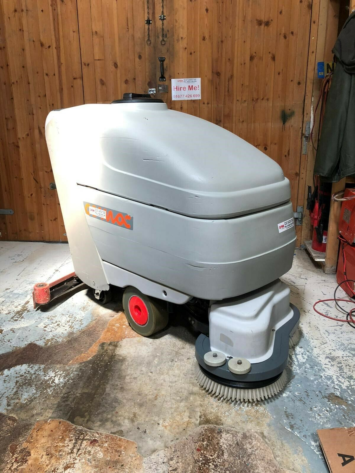 Refurbished Comac Omnia 26  Scrubber Dryer