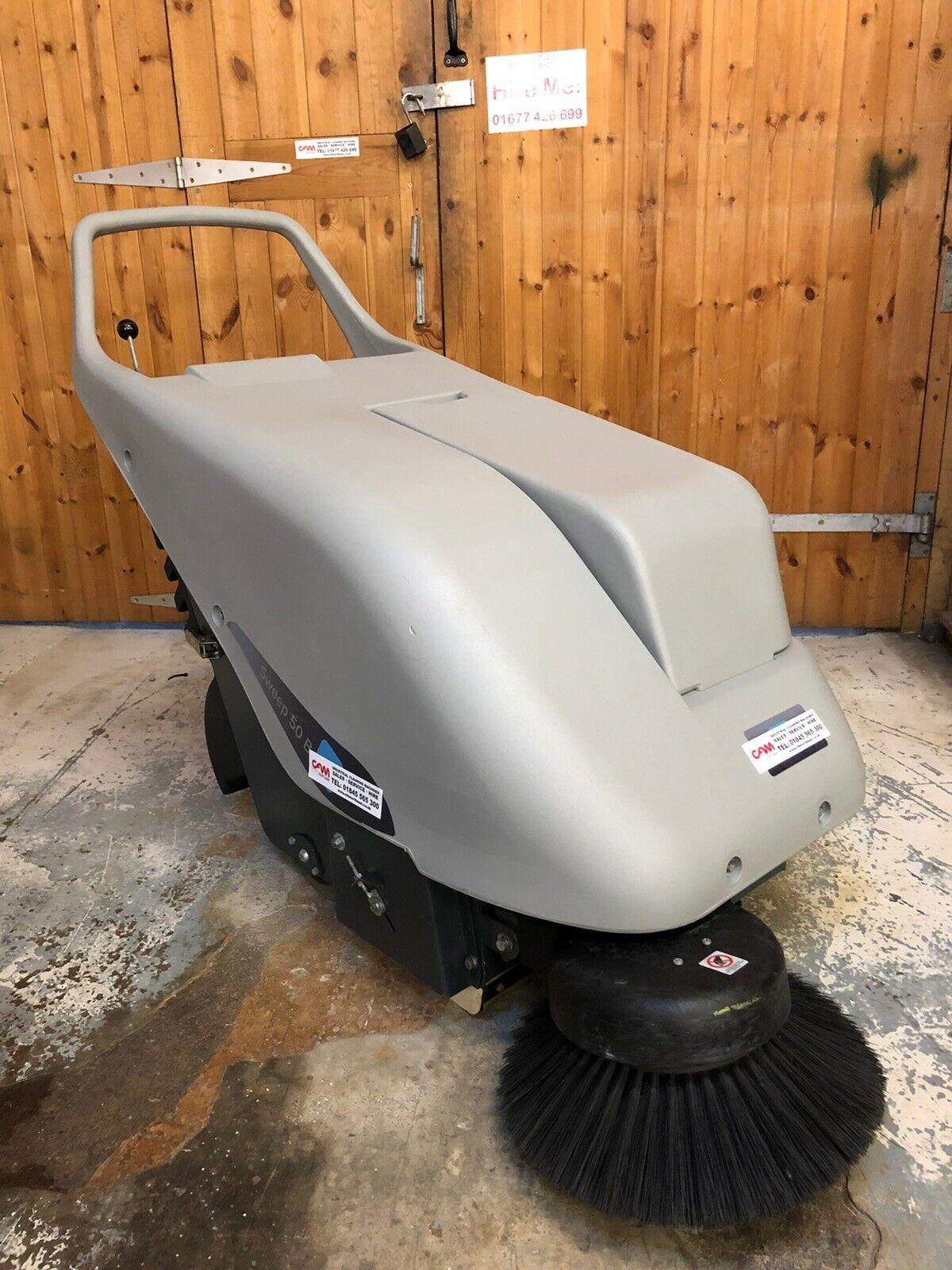 Comac CS50 Fimap CS50 Sweeper