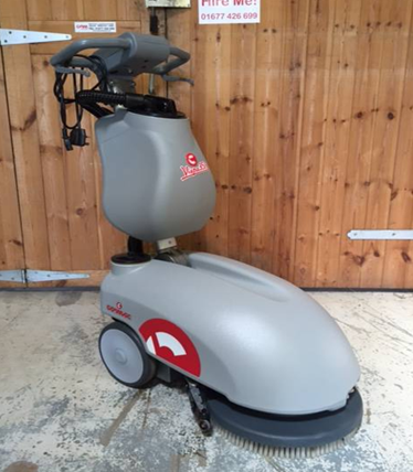 Refurbished Comac Vispa 35B Scrubber Dryer