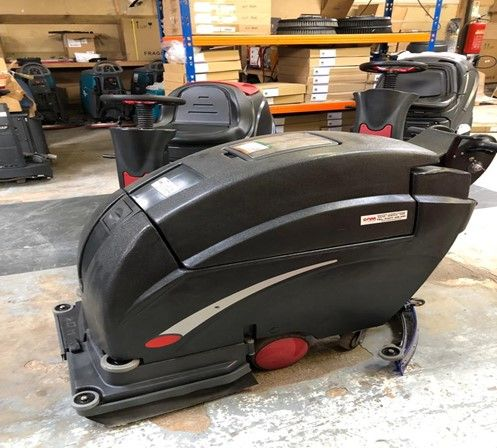 Viper FANG 24T Scrubber Dryer