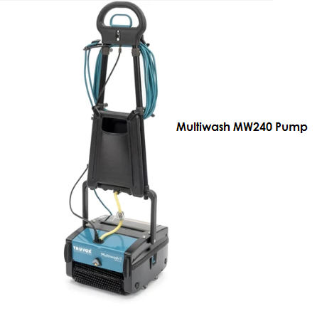 Multiwash MW240 Pump
