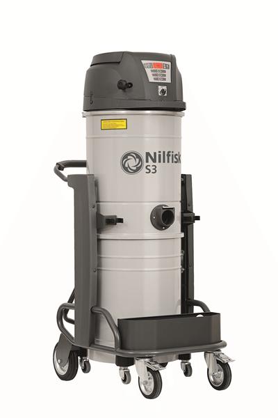 Nilfisk S3 100L LC GV CC UKP Vacuum