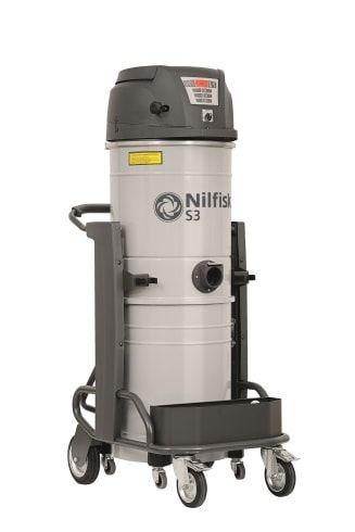 Nilfisk S3 100L Vacuum