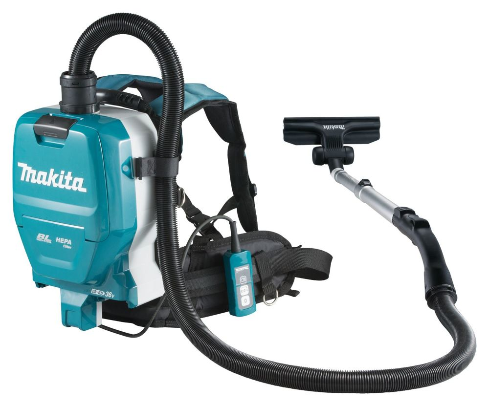 SPECIAL OFFER - Makita DVC261 Back Pack Vacuum