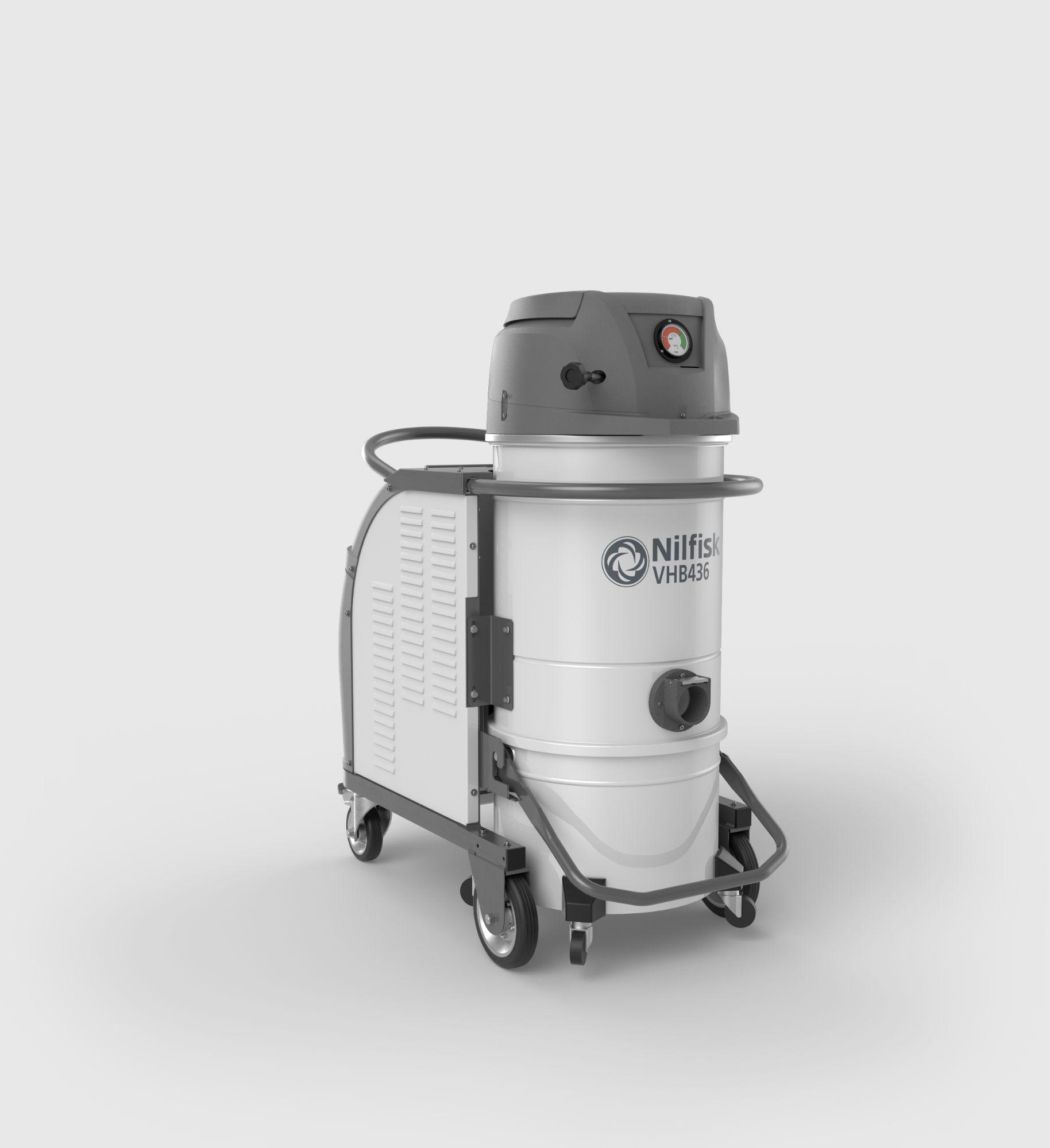 Nilfisk VHB436 Battery Powered Vacuum