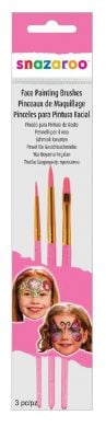 Fun Brush Set (3 Pack - Pink)