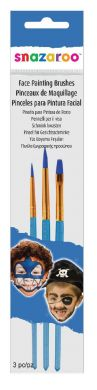 Fun Brush Set (3 Pack - Blue)