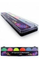 UV Palette 6x10g