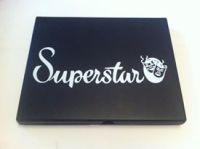 Superstar Palette with 16g foam insert (filled)