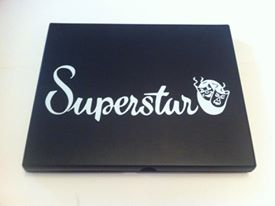 Superstar Palette with 16g foam insert (filled)