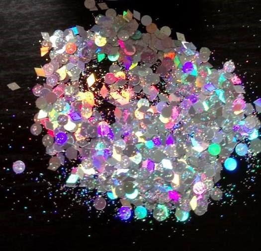 Festival Glitter Chunky (non Bio loose)