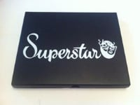 Superstar Palettes and Foam Inserts