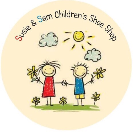 Susie & Sam logo , Susie and Sam Bearsden ,