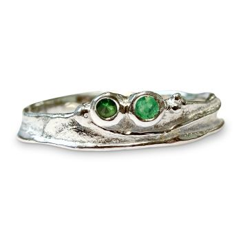 Wild Wood thin Tendril ring