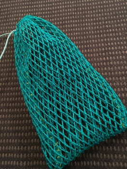 SLOW FEEDER 2.5ft  25mm mesh HEAVY DUTY TWINE narrower than our  Norma 2.5ft nets