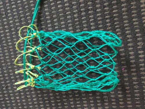 TREAT BAGS small mesh 25mm mesh