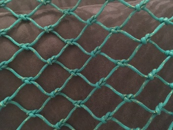 4ft hay bag 35mm mesh made with 3mm heavy duty compact