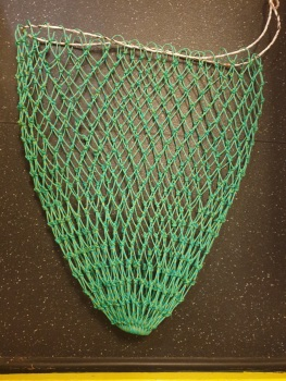 28inch pony net heavy duty made with 2.5mm compact  35mm mesh