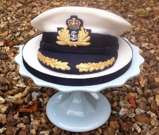rn commander hat