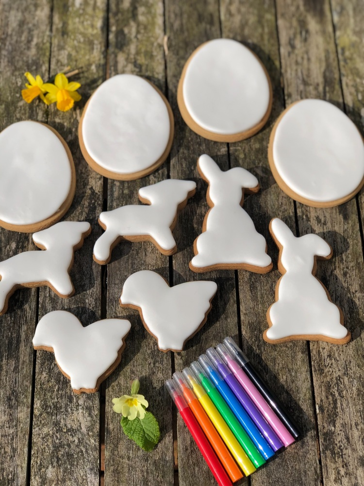 Easter Biscuit decorating kit