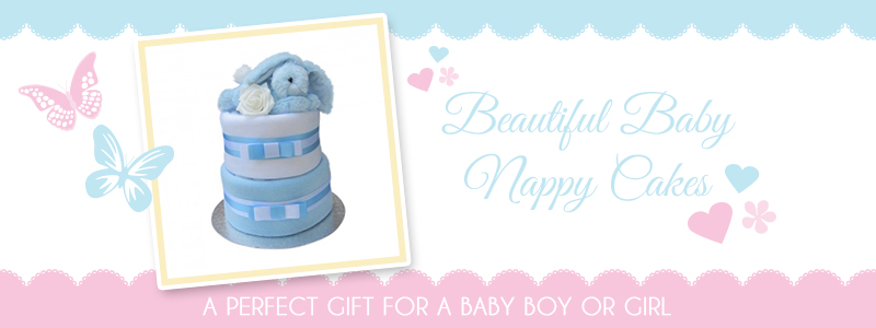 Nappy Cake Banner