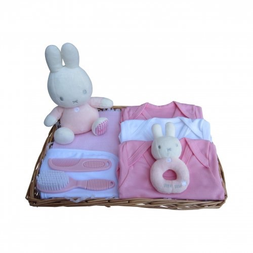 Baby Girl Miffy Hamper