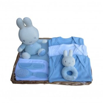 Miffy Baby Boy Hamper