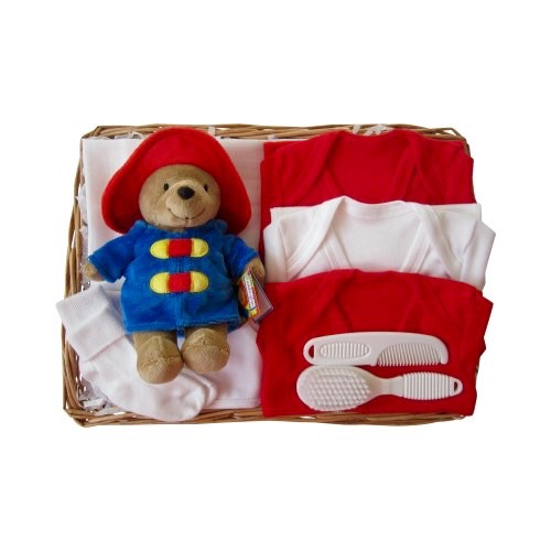 Paddington Bear Newborn Gift Hamper