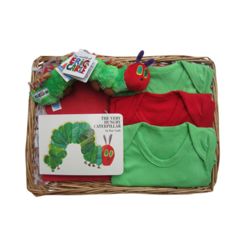 The Very Hungry Caterpillar Newborn Gift Hamper