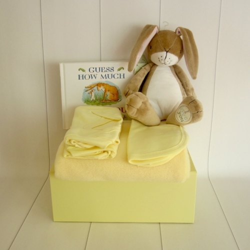 Nut Brown Hare Unisex Gift Box
