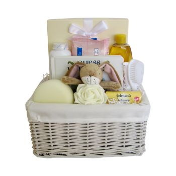 Baby Essentials Bunny Unisex Hamper