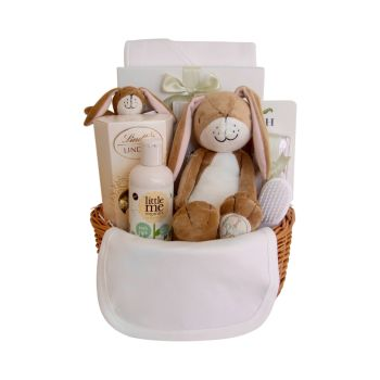 Nut Brown Hare Gift basket