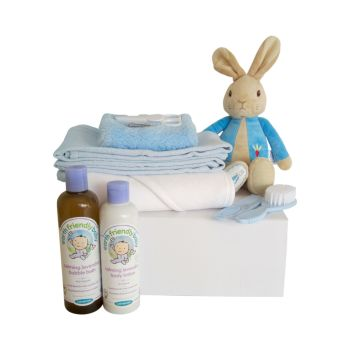 Baby Bath Box With Peter Rabbit