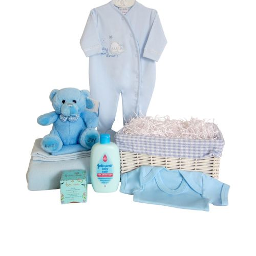 Baby Essentials Baby Boy Hamper