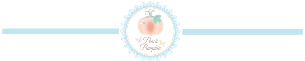 Peach Pumpkin, site logo.
