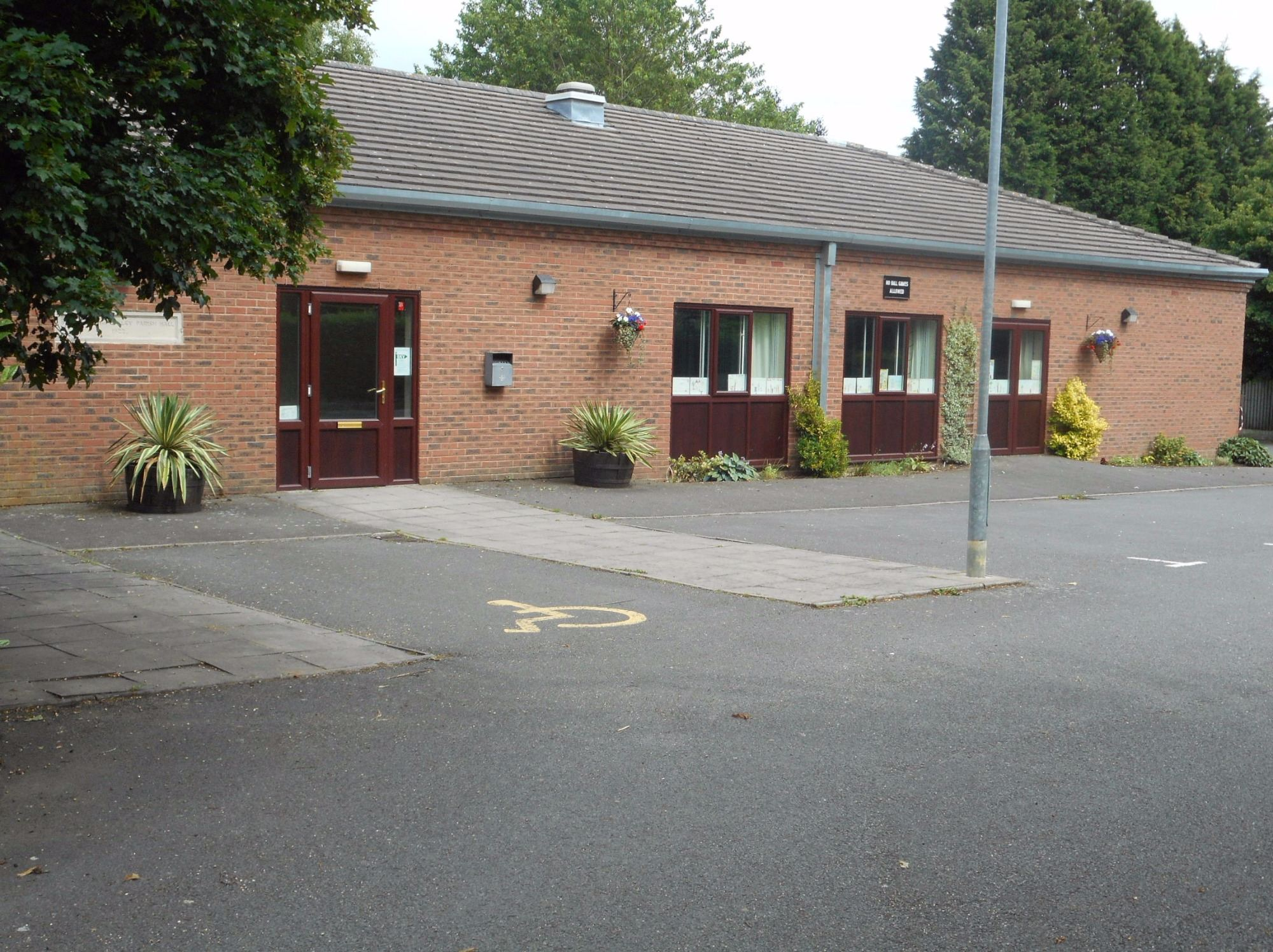 village hall 6