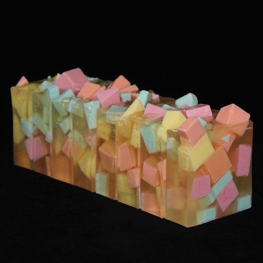 <!--011-->Funky Bars 1.8kg Soap Loafs