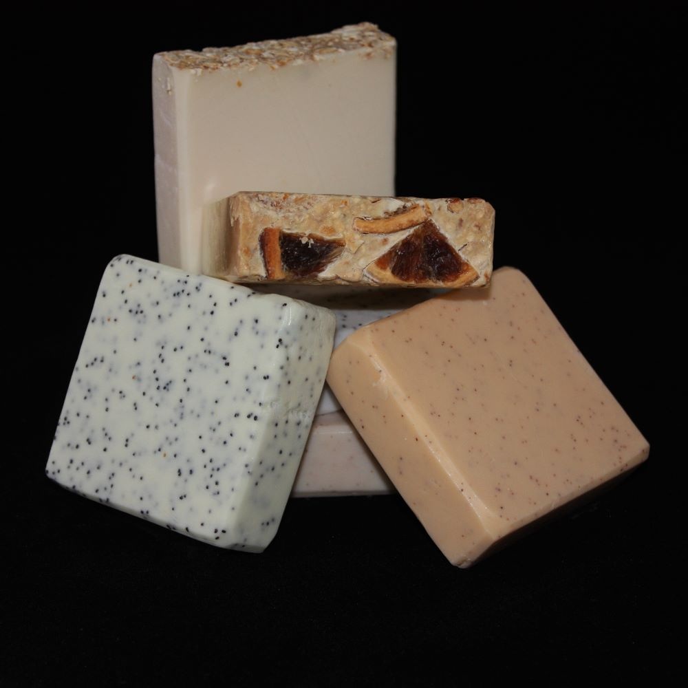 <!--001-->Luxury Soap Bars