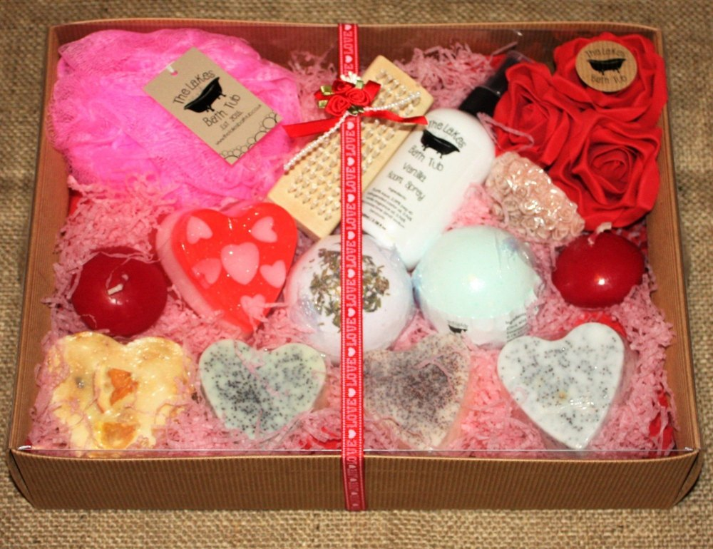 Luxury Valenntines Hamper