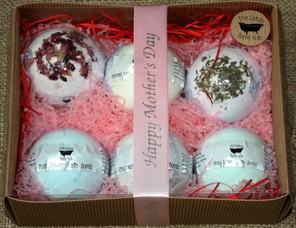 Bath Bomb Hamper