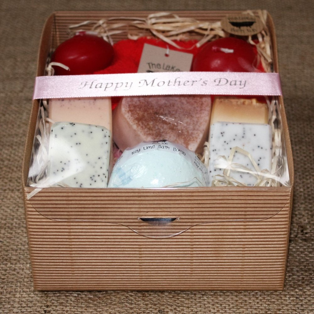 Medium Goats Milk Mothers Day Hamper